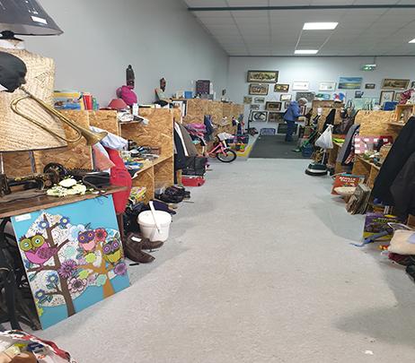 Vide grenier en dépôt-vente à Abbeville et Amiens